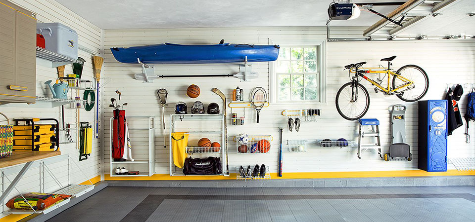 Steps To Organizing Your Portable Garage Efficiently