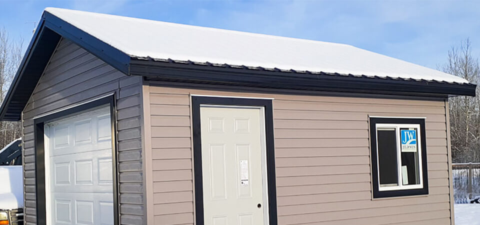 Top 5 Tips To Maintain Your Portable Storage Shed