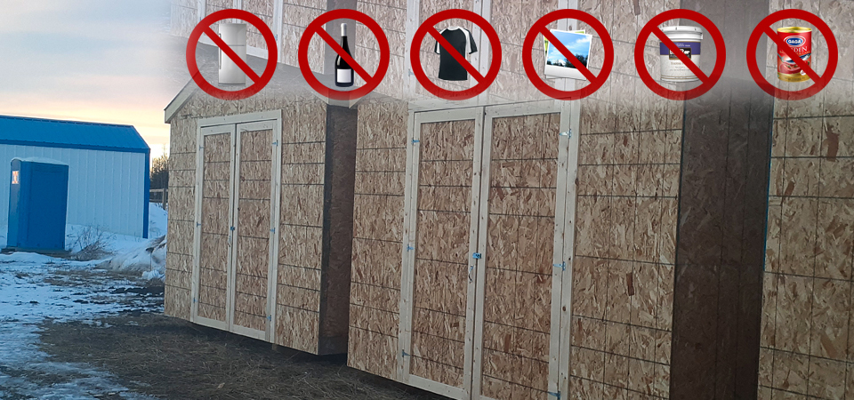 6 Things You Should Not Store In Your Garden Shed