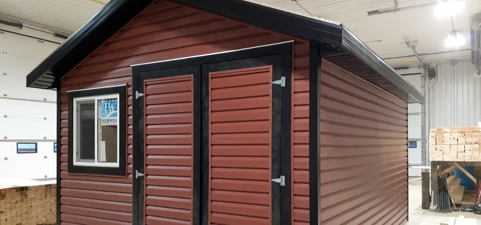Choosing the Right Portable Storage Shed