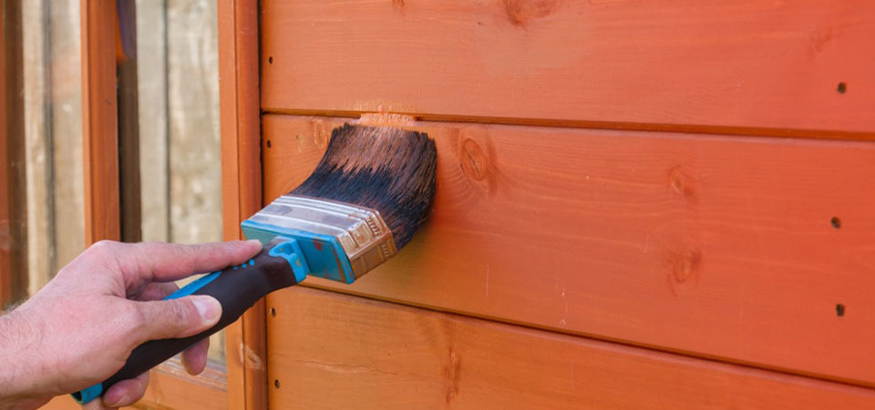 The Best Ways To Repaint Your Storage Shed