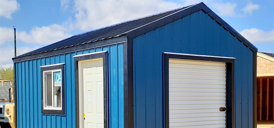 How Can A Portable Shed Add Value To Your Building?