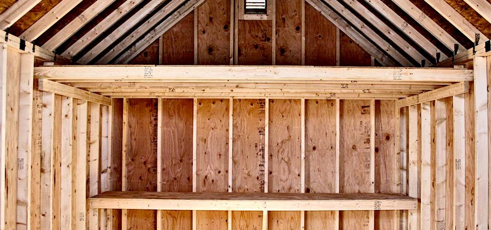 3 Effective Ways To Maximize Your Sheds Storage Space