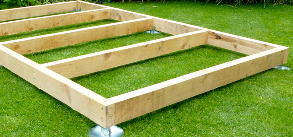 What Should You Know About The Foundation Of Garden Sheds?