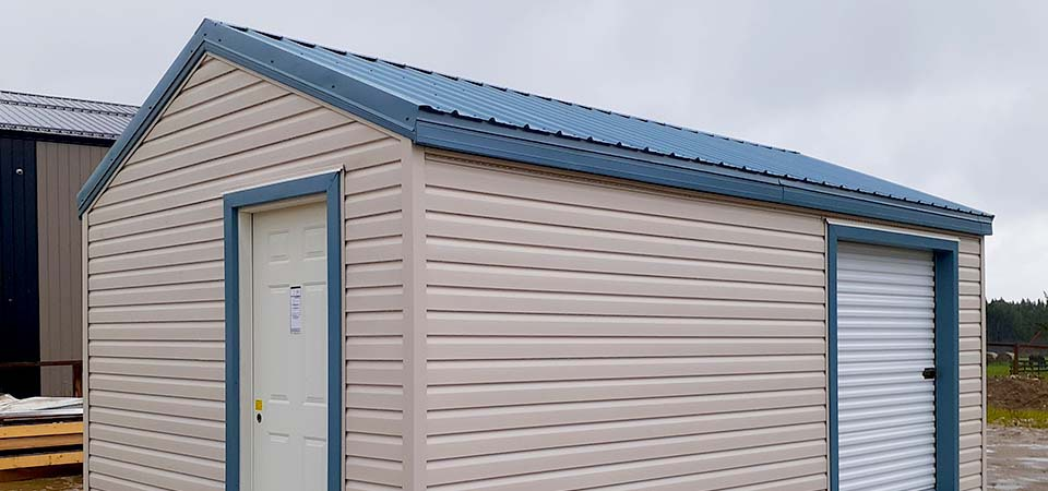 5 Steps To Choosing The Right Storage Shed Size