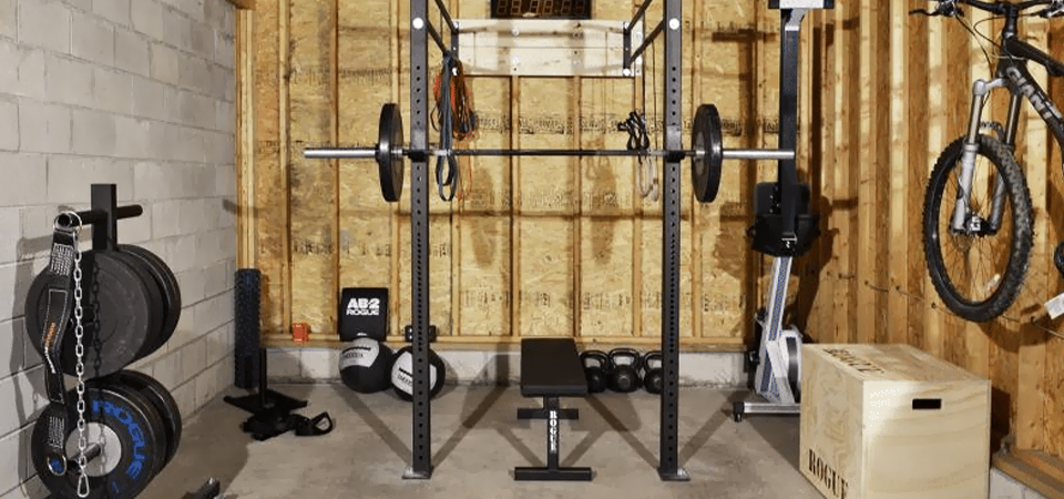 5 Steps To Convert Your Garage Into A Home Gym