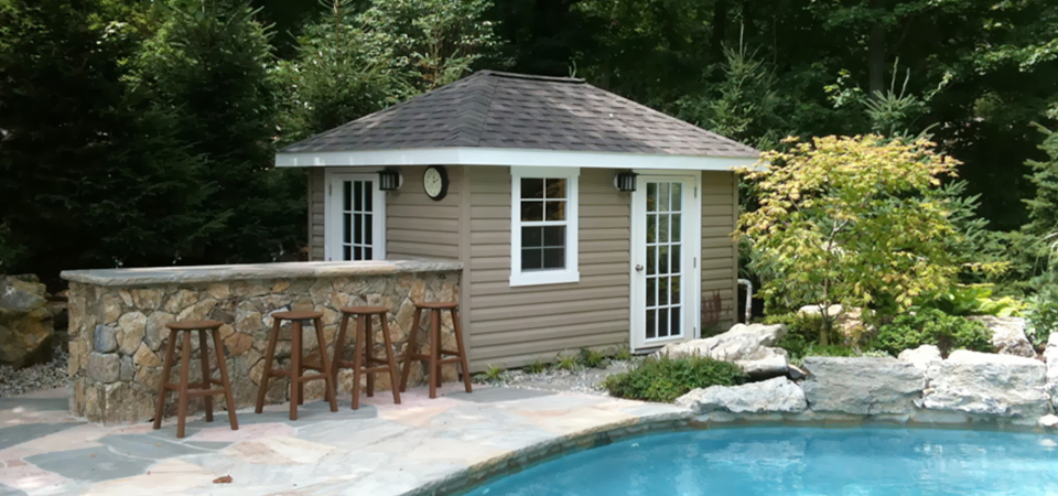 Why Should You Buy An Outdoor Pool Shed